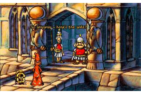 Discworld Download (1995 Adventure Game)