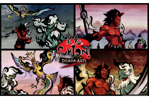 Wallpaper #3 Wallpaper from Sumioni: Demon Arts ...