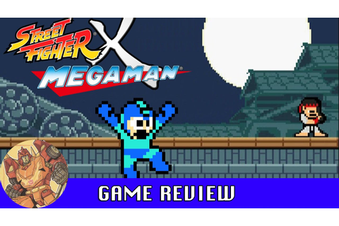 Street Fighter X Mega Man (PC) Game Review - YouTube