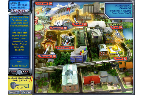 Download Mystery P.I. - The Lottery Ticket Full PC Game