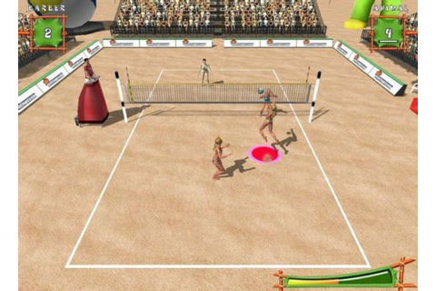 Summer Heat Beach Volleyball PC Games Full Version - Space ...