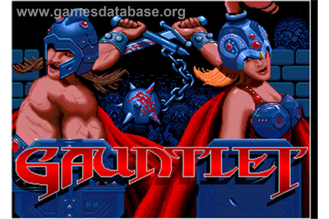 Gauntlet - Arcade - Games Database