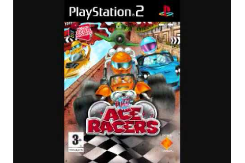 Buzz Junior! Ace Racers (PS2) Minigame/Race 3 - YouTube