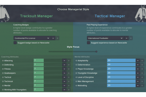 Football Manager 2015: Tracksuit Manager v Tactical ...