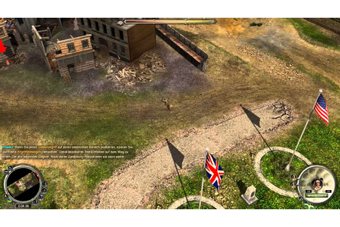 Rush for Berlin - Tutorial - 001 Gameplay HD - YouTube