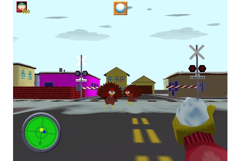 South Park Download (1999 Arcade action Game)