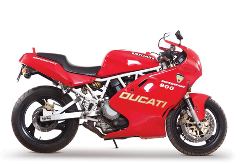 1992 Ducati 900 Super Sport | Top Speed