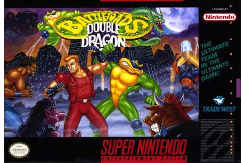 Battletoads & Double Dragon | RareWiki | FANDOM powered by ...