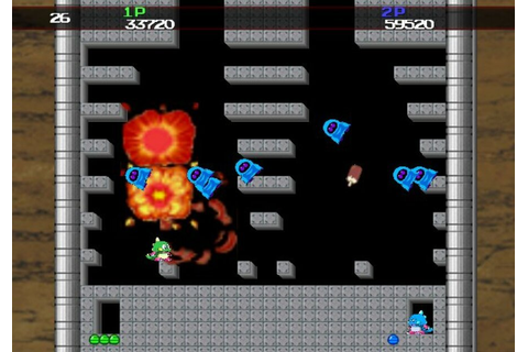 Bubble Bobble Plus! (WiiWare) Screenshots