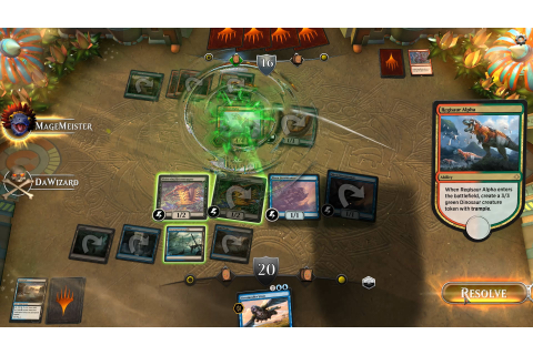 Magic: The Gathering's new digital card game will be 'fast ...