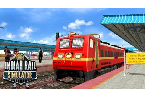 Indian Train Simulator 2018 (by Racing Games) Android ...