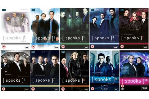 > The Complete Spooks BBC TV Series DVD Collection: Series ...
