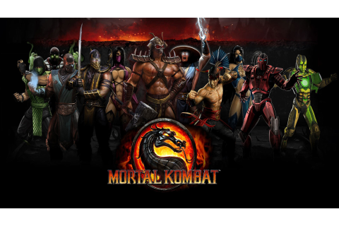 Mortal Kombat Wallpaper Games Computer #7627 Wallpaper ...