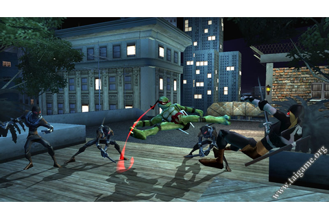 TMNT (2007) - Download Free Full Games | Arcade & Action games