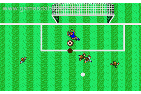 Microprose Pro Soccer - Atari ST - Games Database