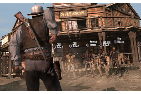 Red Dead Redemption Full Version And Free Download For Pc ...