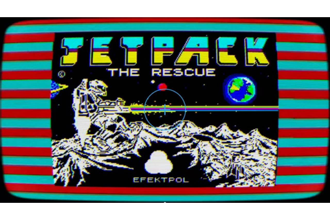 Jetpack: The Rescue (ZX Spectrum/Android Game) from ...