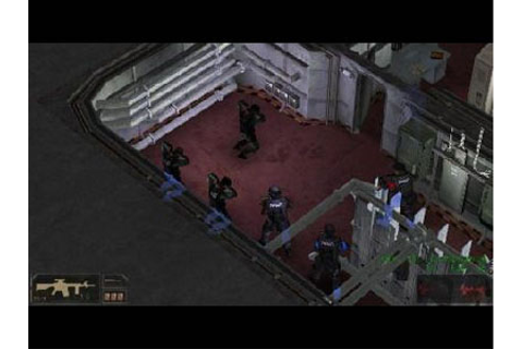 SWAT: Target Liberty Review for PSP (2007) - Defunct Games