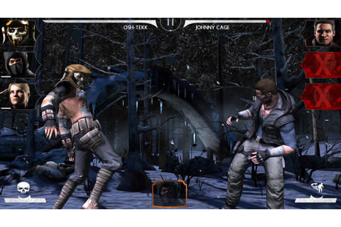 MORTAL KOMBAT X – Games for Android 2018 – Free download ...