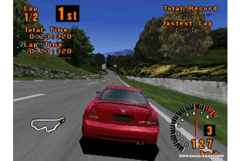 (Really, REALLY) Old Video Game Review: Gran Turismo – Old ...