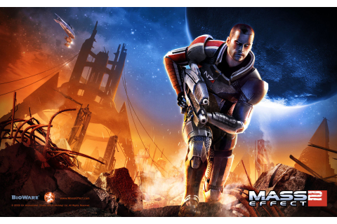 Mass Effect 2 Game Wallpapers | HD Wallpapers | ID #7006