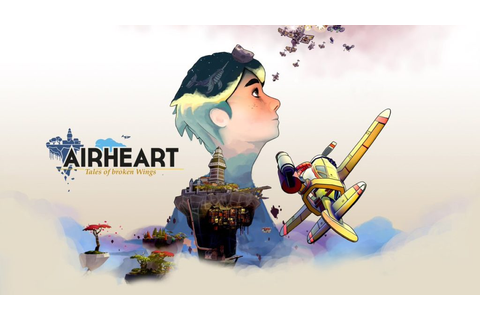 Airplane Action Game 'Airheart' Stars a Female Lead, Out ...