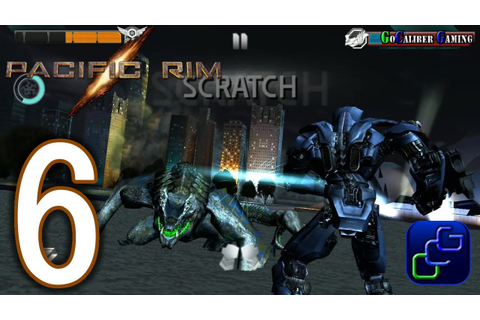 Pacific Rim The Video Game Android Walkthrough - Part 6 ...
