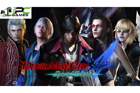 Devil May Cry 4 Pc Game Free Download Full Version