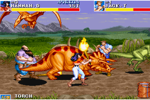 The Best Games Ever: Cadillacs and Dinosaurs - Episode 5 ...