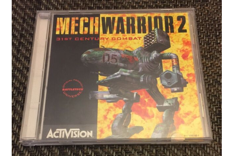 Mechwarrior 2 - PC Computer CD Video Game 31st Century ...