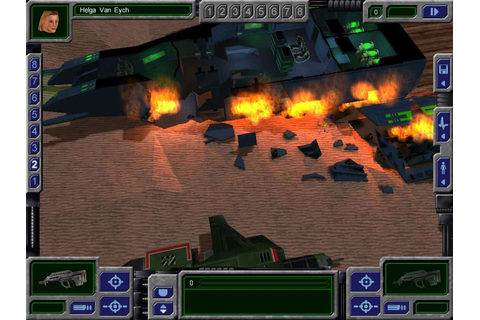 UFO: Alien Invasion - Free Turn Based Strategy Games ...