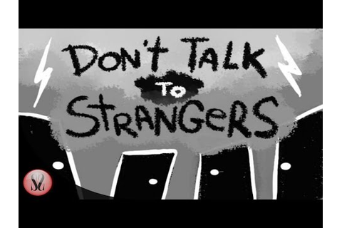 Don't Chat With Strangers Gameplay - YouTube