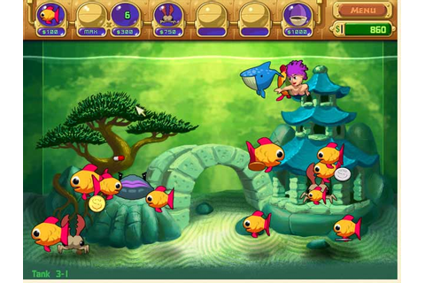 Insaniquarium Deluxe PC Cheats - GameRevolution