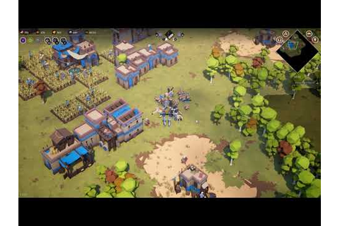 Empires Apart Gameplay Review - YouTube