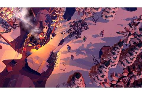 Isometric Survival Game The Wild Eight Announced ...