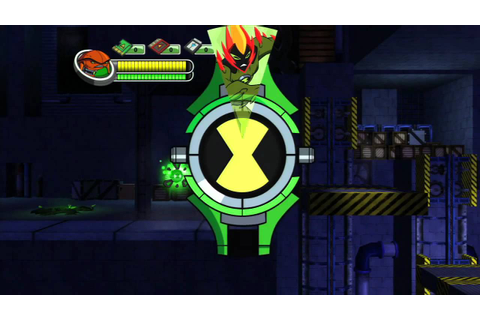 BEN 10 ALIEN FORCE RISE OF HEX hd 720p - YouTube