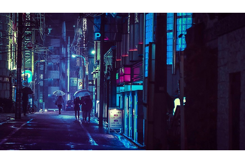 Photographer Gets Lost in the Beauty of Tokyo's Neon ...