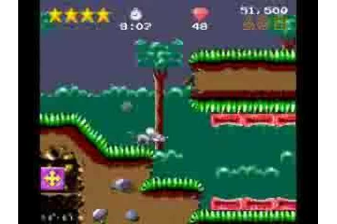 Claymates Snes - YouTube