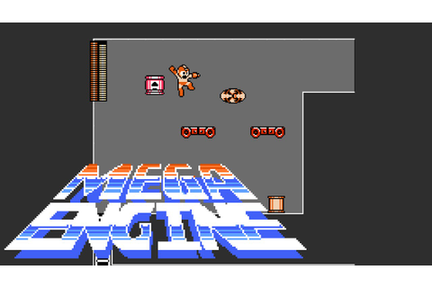 Mega Engine (Game Maker Megaman Engine) - Source released ...