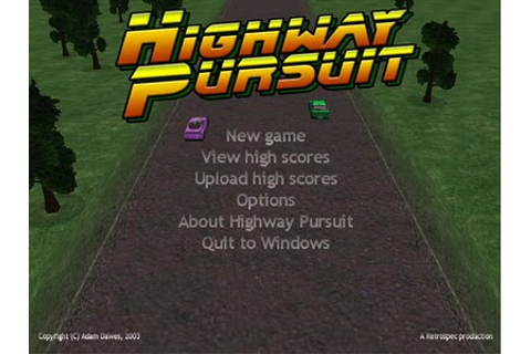 PC Games - Computer Games - PC Game Cheats: Highway ...