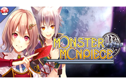 Monster Monpiece gameplay PC HD [1080p 60fps] Steam - YouTube