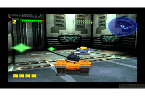 Tiny Tank (PS1) Longplay - YouTube