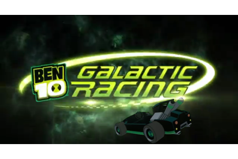 "Ben 10 Extranet: TUV- Galactic Racing ""Game Cars"""