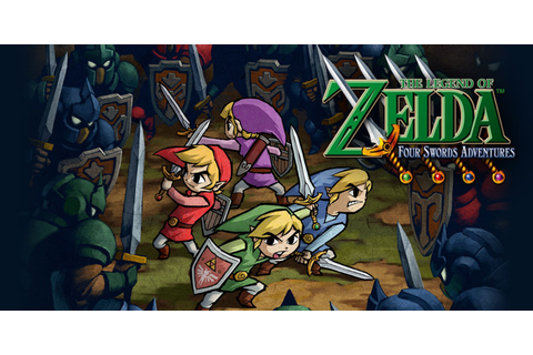The Legend of Zelda: Four Swords Adventures | Nintendo ...