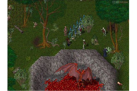Ultima Online: The Second Age - screenshots gallery ...