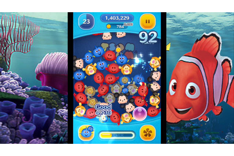 Dory Disney Tsum Tsum Game - YouTube