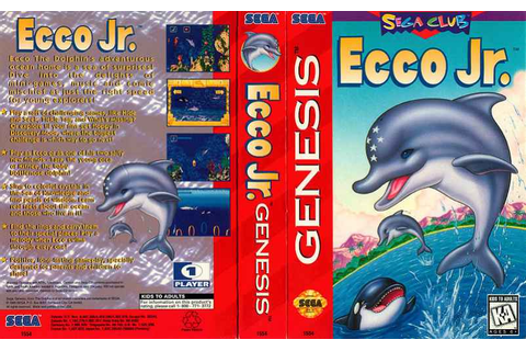 ECCO Jr | 80'S Top Games