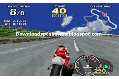 MANX TT Super Bike Pc Game Free Download | Download Free Game