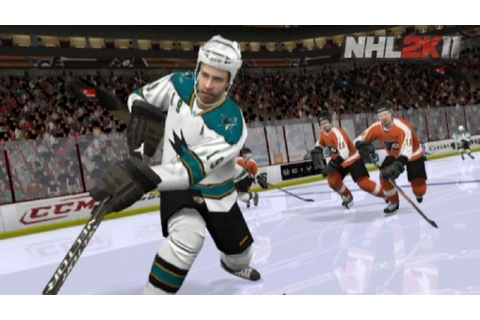 NHL 2K11 First Impressions - Game Informer