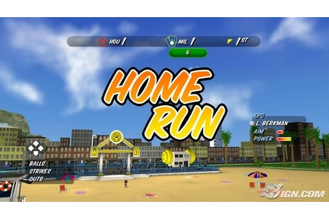 MLB Stickball Screenshots, Pictures, Wallpapers - Xbox 360 ...